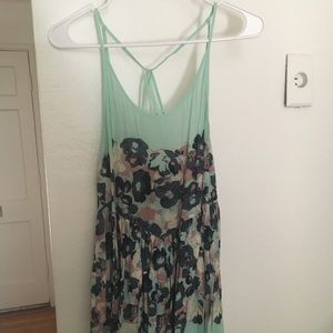 Free People Floral Dress S